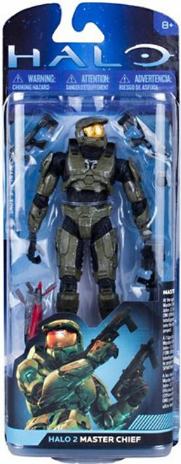 McFarlane Toys Halo 2 2014 Series 1 Master Chief Action Figure