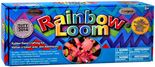 Official Rainbow Loom 2.0 Starter Kit Set