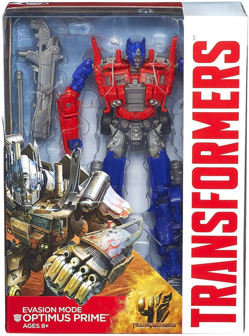 Transformers Age of Extinction Generations Evasion Mode Optimus Prime Voyager Action Figure