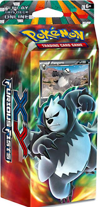 Pokemon XY Furious Fists Dark Hammer Theme Deck