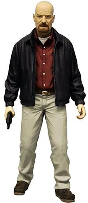 Breaking Bad Walter White as Heisenberg Exclusive Action Figure [Red Shirt]