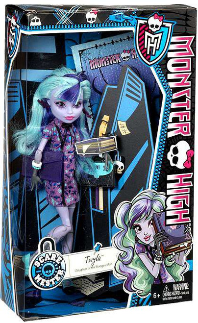 Monster High Scaremester Twyla 10.5-Inch Doll