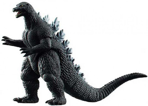 Shokugan Godzilla Mini Figure [2004]