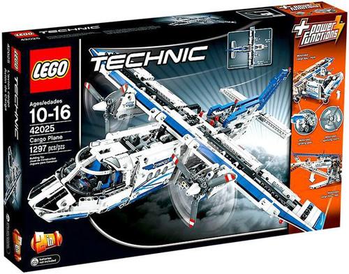 LEGO Technic Cargo Plane Set #42025