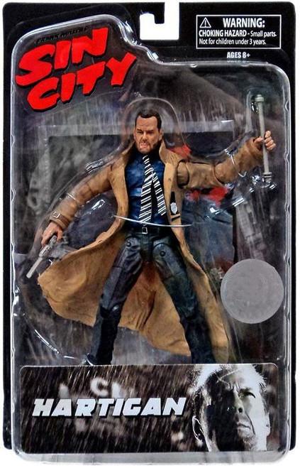Sin City Hartigan Exclusive Action Figure [Bloody]