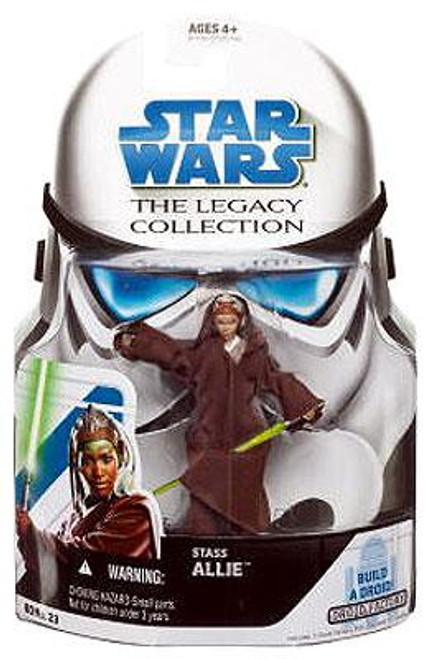 Star Wars Attack of the Clones Legacy Collection 2008 Droid Factory Stass Allie Action Figure BD23