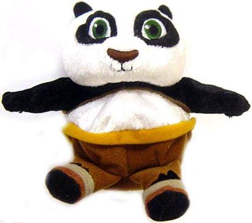 Kung Fu Panda Po 4-Inch Plush Figure
