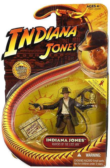 Raiders of the Lost Ark Series 1 Indiana Jones Action Figure