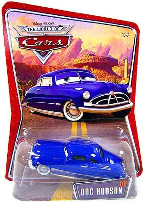 Disney Cars The World of Cars Series 1 Doc Hudson Diecast Car