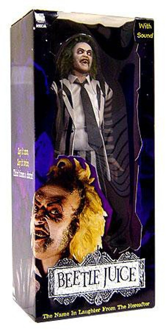 NECA Cult Classics Hall of Fame Beetlejuice Action Figure [18 Inch]