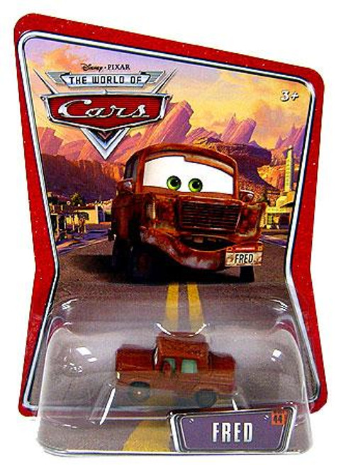 Disney Cars The World of Cars Series 1 Fred Diecast Car [Smaller]