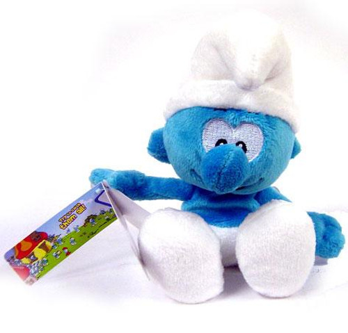 The Smurfs Smurf 6-Inch Plush