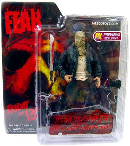 Friday the 13th Cinema of Fear Jason Voorhees Exclusive Action Figure [PX Previews]
