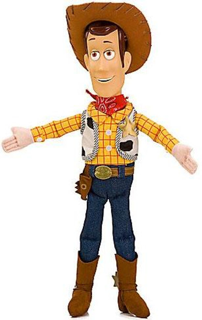 Disney Toy Story Woody Exclusive 18-Inch Plush Doll