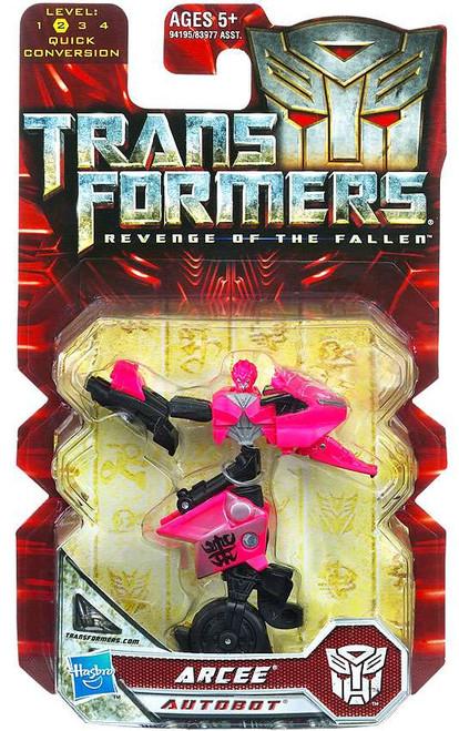 Transformers Revenge of the Fallen Arcee Legends Action Figure