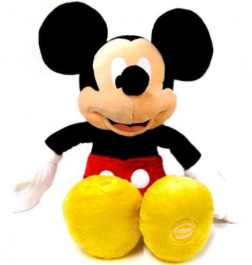 Disney Mickey Mouse Exclusive 9-Inch Plush