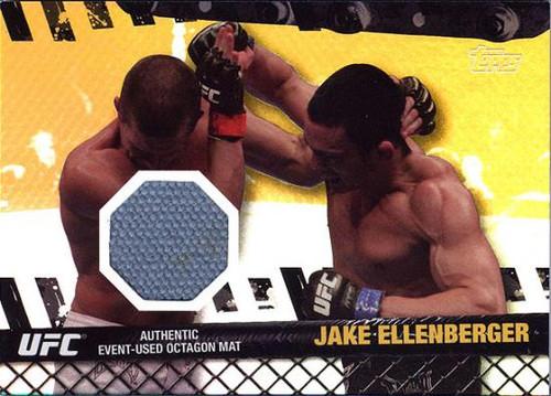 UFC 2010 Championship Fight Mat Relic Jake Ellenberger FM-JE [Gray]