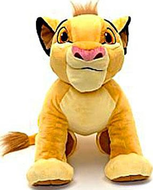 Disney The Lion King Simba Exclusive 28-Inch Plush