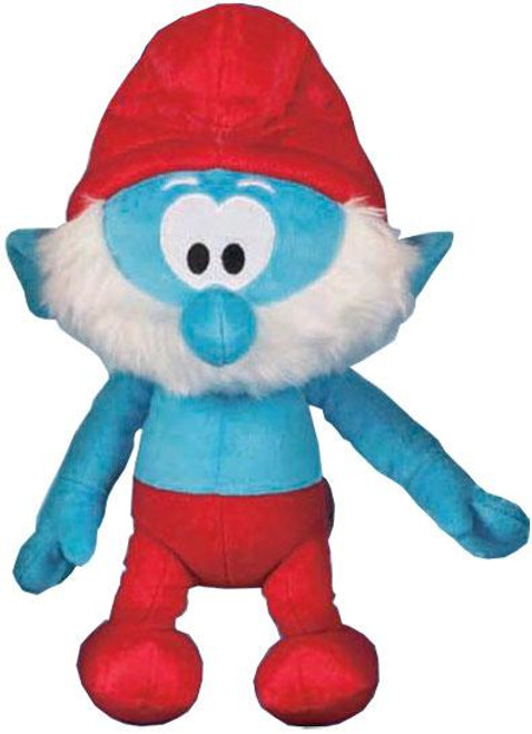 The Smurfs Papa Smurf 12-Inch Plush