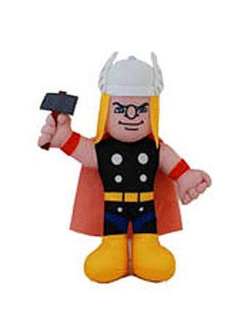 Thor 9-Inch Plush Figure [Super Hero Squad]
