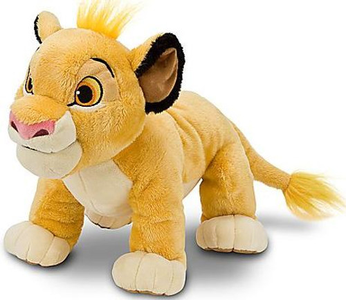Disney The Lion King Young Simba Exclusive 11-Inch Plush