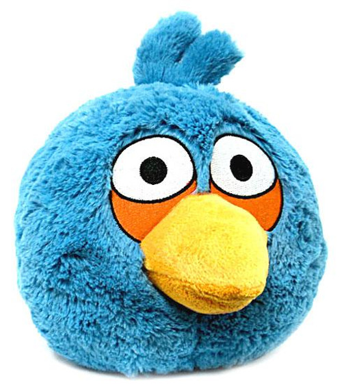 Angry Birds Blue Bird 12-Inch Plush [With Sound]