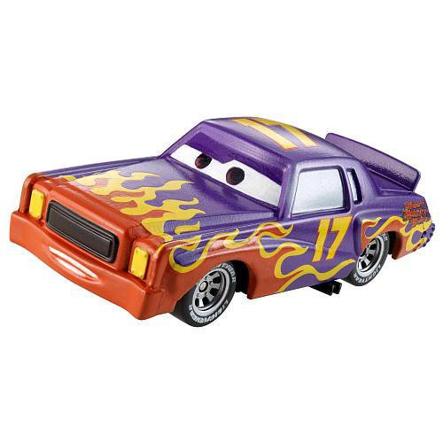 Disney Cars Cars 2 Color Changers Darrell Cartrip Exclusive Diecast Car