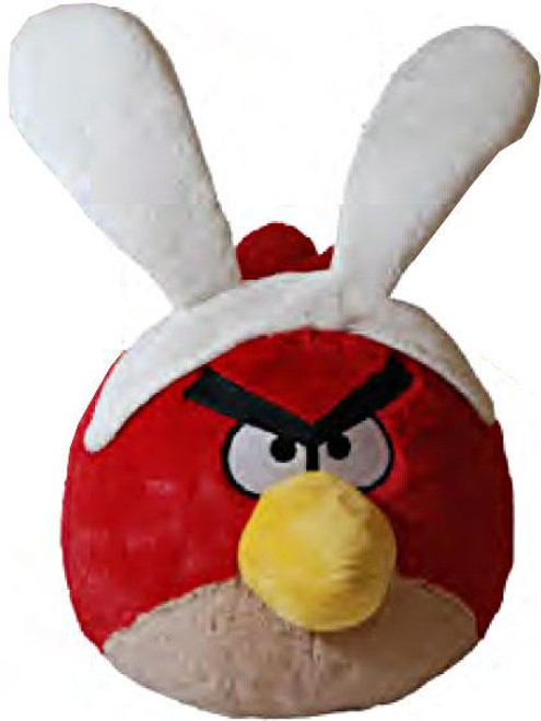 Angry Birds Red Bird 8-Inch Plush [Easter]