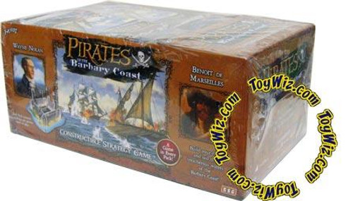 Pirates of the Barbary Coast Booster Box