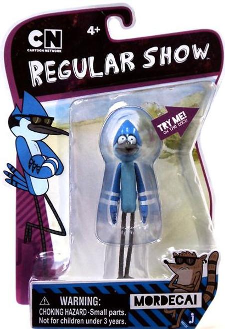Cartoon Network Regular Show Mordecai Action Figure