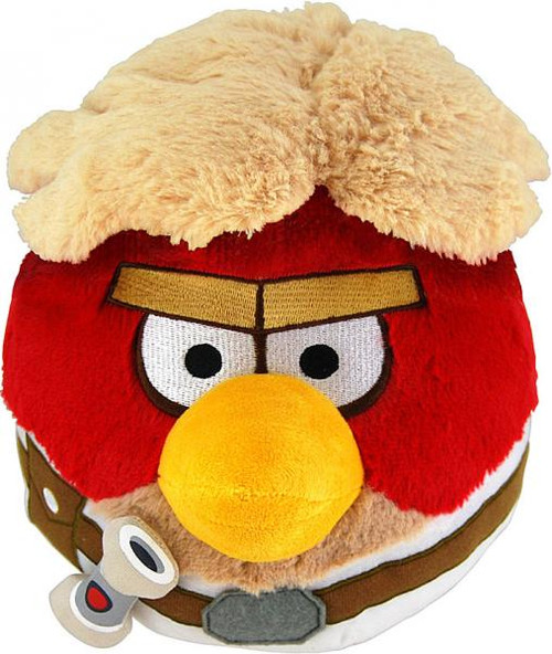Star Wars Angry Birds Luke Skywalker Bird 16-Inch Plush