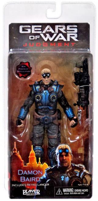 NECA Gears of War Judgment Series 1 Damon Baird Action Figure