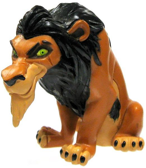 Disney The Lion King Scar Exclusive 3-Inch PVC Figure [Loose]