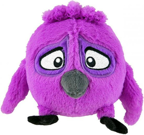 Angry Birds Rio Purple 5-Inch Plush [Talking]
