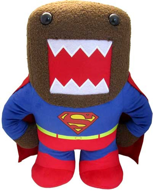 Last Son of Krypton Superman Domo 16.5-Inch Plush