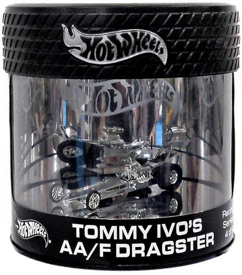 Hot Wheels Racing Series Tommy Ivo's AA/F Dragster Diecast Vehicle