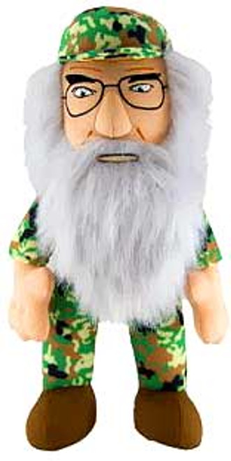 Duck Dynasty Si 8-Inch Plush Figure [With Sound]