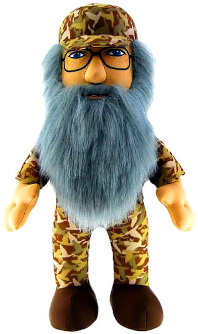 Duck Dynasty Si 13-Inch Plush Figure [With Sound]