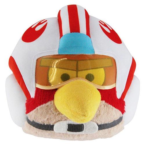 Star Wars Angry Birds Luke Skywalker Bird 16-Inch Plush [X-Wing Pilot]