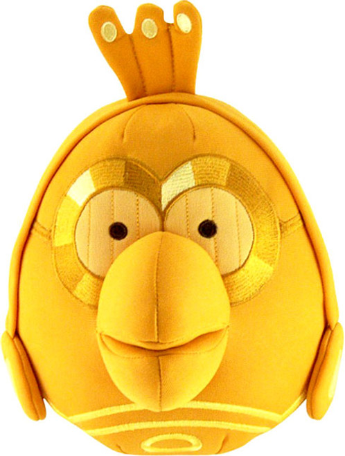 Star Wars Angry Birds C-3PO Bird 16-Inch Plush