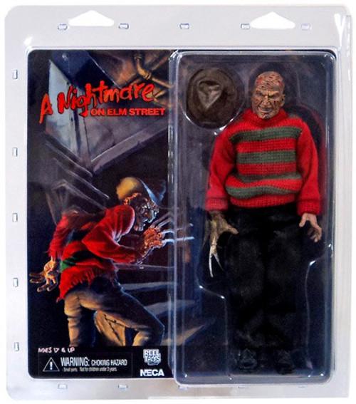 NECA A Nightmare on Elm Street Freddy Krueger Action Figure [8 Inch]