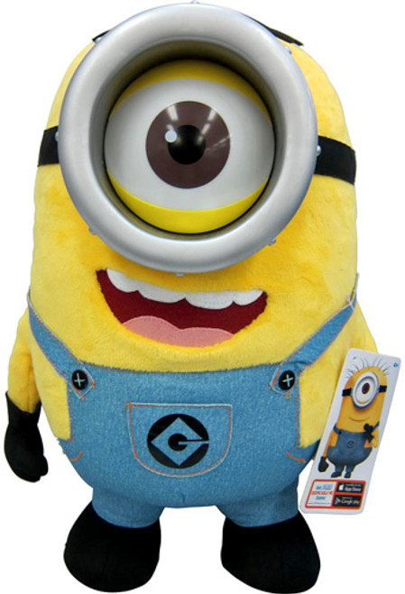 Despicable Me 2 Minion Stuart 16-Inch Plush Figure