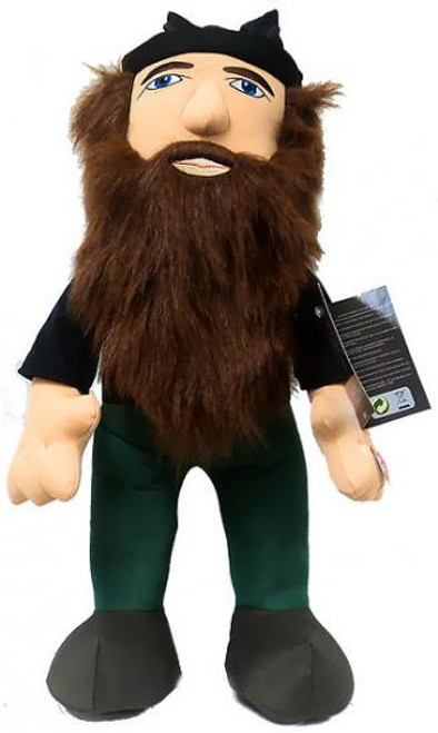 Duck Dynasty Jase 24-Inch Plush Figure [With Sound]