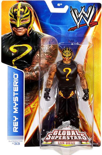 WWE Wrestling Series 40 Rey Mysterio Action Figure #33