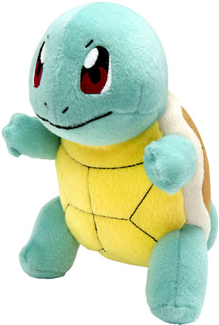 Pokemon TOMY Squirtle 8-Inch Trainer's Choice Plush