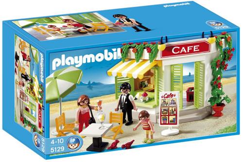 Playmobil Harbor Cafe Set #5129