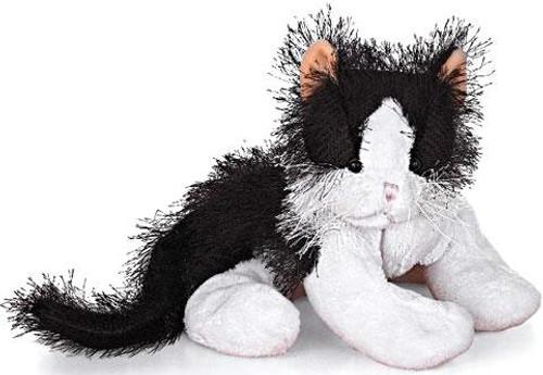 Webkinz Black & White Cat Plush