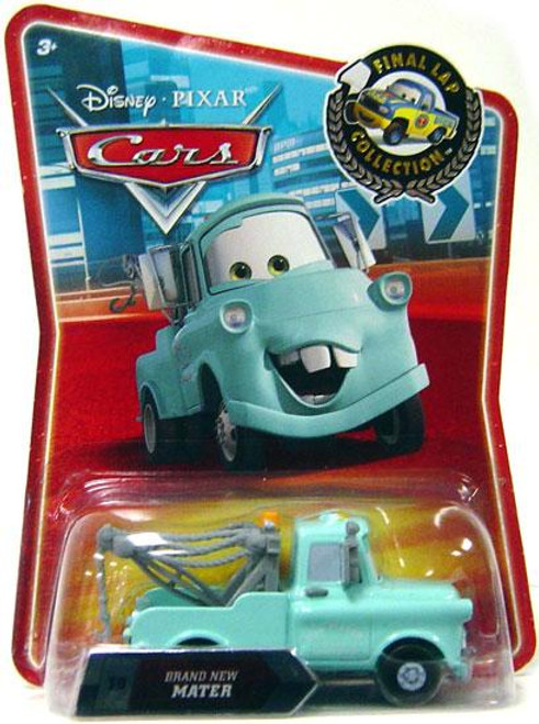 Disney Cars Final Lap Collection Brand New Mater Exclusive Diecast Car