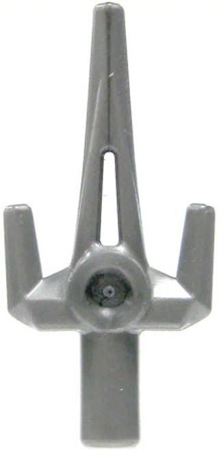 LEGO Minifigure Parts Silver Sai Loose Weapon [Loose]