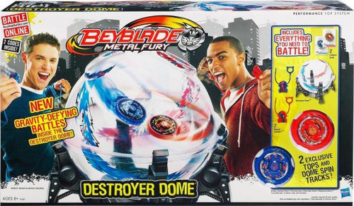 Beyblade Metal Fury Destroyer Dome